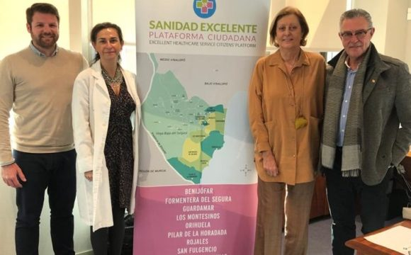 """""""Sanidad Excelente"""" manifiesta su satisfacción al ver realizadas las mejoras solicitadas por la Plataforma para el área de pediatría del Hospital de Torrevieja"""