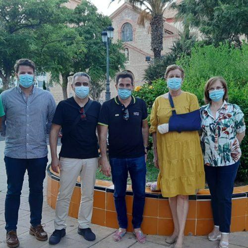 """""""Sanidad Excelente""""  y Apymeco apuestan por la calidad sanitaria del departamento 22 de Torrevieja."""