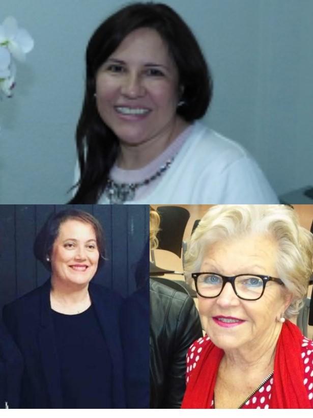 Se incorporan a Sanidad Excelente tres mujeres que cada día luchan por la sociedad de Torrevieja
