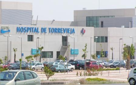 EL  PRESIDENTE  XIMO PUIG NO SUSTITUYE LAS FUGAS DE PERSONAL SANITARIO EN EL HOSPITAL DE TORREVIEJA PROVOCANDO RECORTES MEDICOS Y ASISTENCIALES EN MEDIO DE UNA PANDEMIA